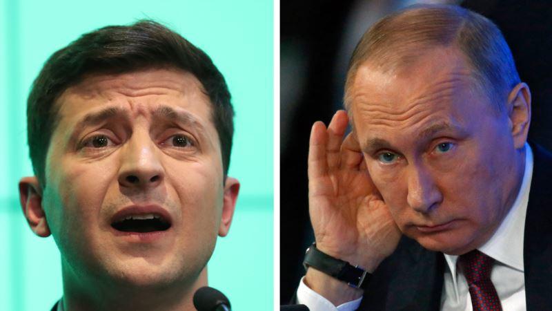 Зеленский о диалоге с Путиным: МИД пытался не допустить этого разговора