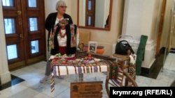 В Севастополе в Международный день туризма показали выставку украинского музея (+фото)