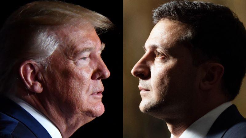 Трамп: конгрессмен Шифф полностью исказил мой разговор с Зеленским