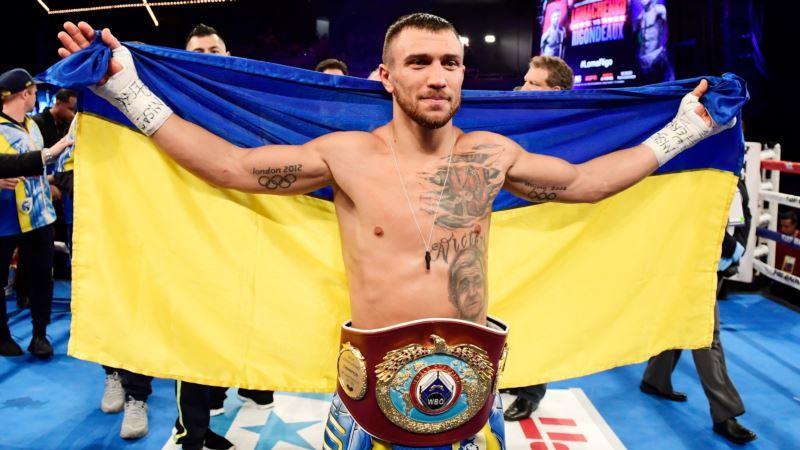 Василий Ломаченко выиграл бой с Кэмпбеллом по решению судей