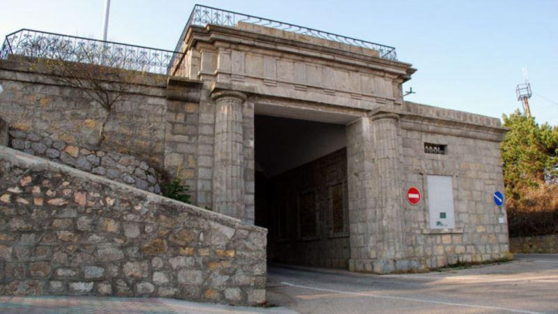 Власти Севастополя установили охранную зону у Байдарских ворот