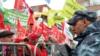 Иркутск: полиция завела административное дело на активиста из-за одиночных пикетов