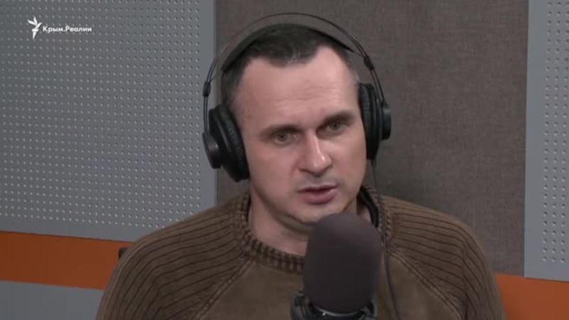 «Когда режим лопнет, россияне все увидят и прозреют». Главное из интервью Сенцова (видео)