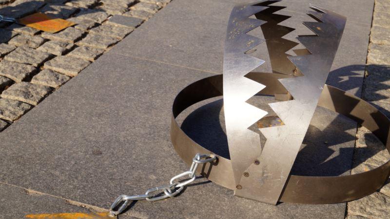 Во Львове расставят 86 капканов на акции «Узники Кремля»