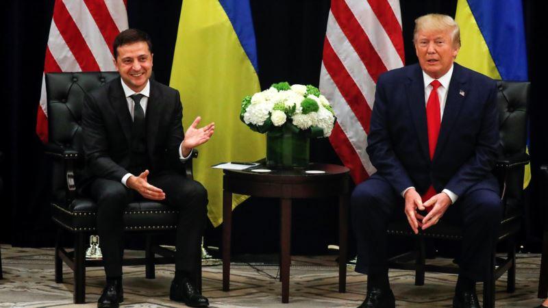 Трамп – Зеленскому: «Надеюсь, что вы вместе с Путиным решите вашу проблему»