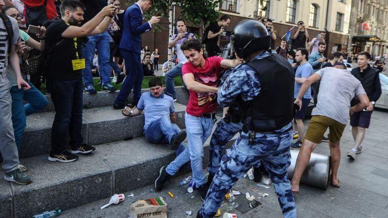 Россия: избранные депутаты Мосгордумы призвали прекратить «московское дело»