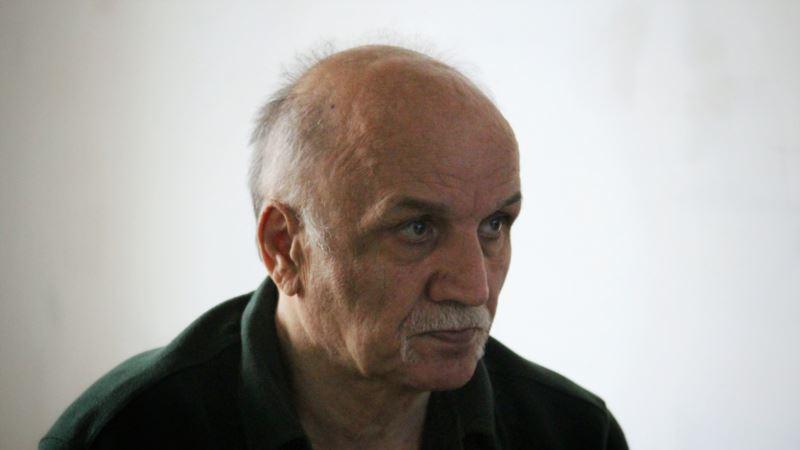 Осужденного по «делу Веджие Кашка» Асана Чапуха отпустили из отделения полиции в Симферополе