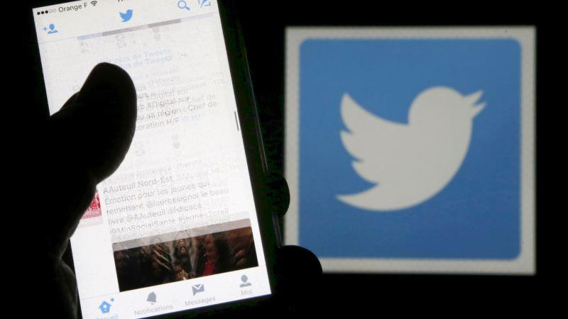 Twitter заблокировал 10 тысяч учетных записей в шести странах