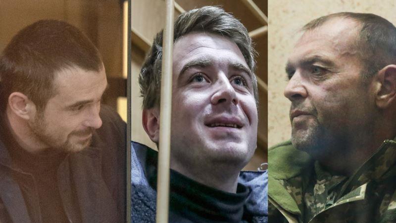 В России продолжается следствие в отношении освобожденных моряков  – Денисова