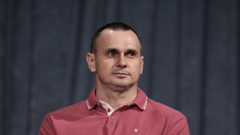 Сенцов рассказал, что планировал вторую голодовку в российской колонии