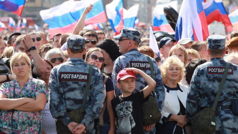 Третьеклассников Санкт-Петербурга предупредили об ответственности за участие в митингах