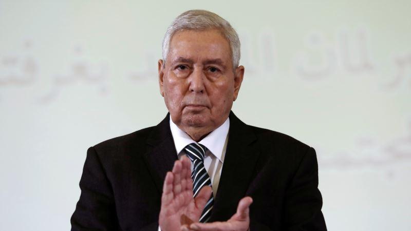 В Алжире объявили новую дату президентских выборов