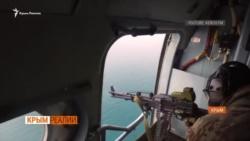 Гидрографы Черноморского флота учились находить неподвижные объекты