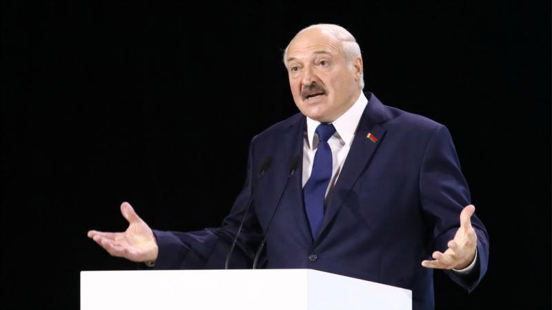 Лукашенко: «США очень погружены в проблему Крыма и Донбасса»