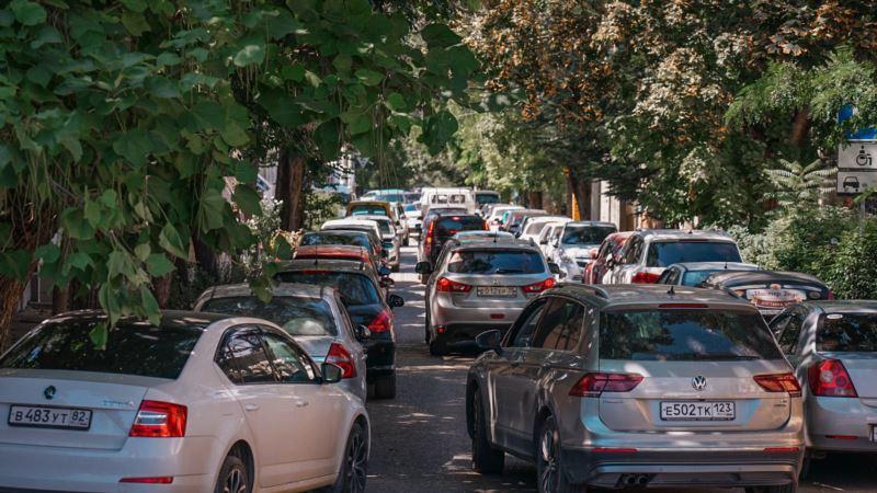 В Симферополе предложили идею борьбы с пробками на объездных улицах