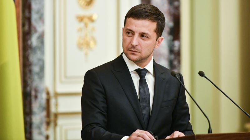 Президент Зеленский заявил о необходимости разработки стратегии деоккупации Крыма