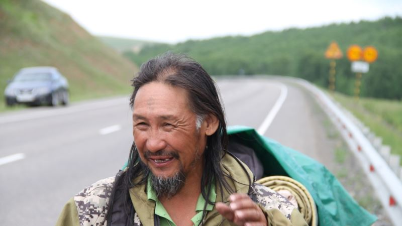 Якутский шаман Габышев попал на первую полосу The New York Times