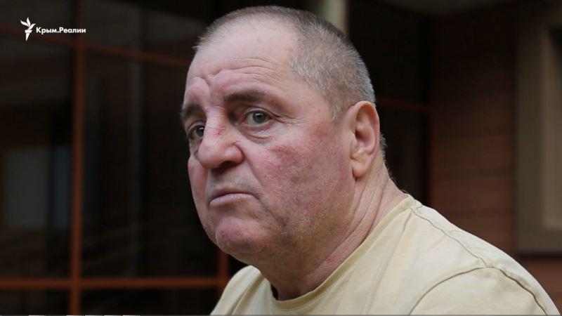 Эдему Бекирову провели операцию на сосудах ног