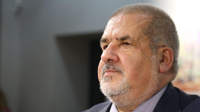 Чубаров: крымских татар возмутило высказывание Сайдика о Крыме