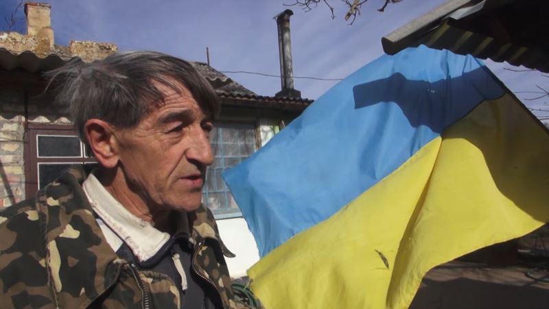 В Крыму также задержана супруга проукраинского активиста Приходько – дочь