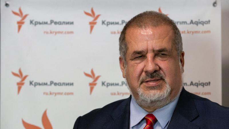 «Бандиты будут сидеть в тюрьме» – Чубаров о поездке Поклонской и Бальбека в Турцию