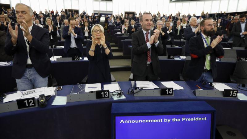 Европарламент назвал список финалистов премии Сахарова, которую присуждали Сенцову