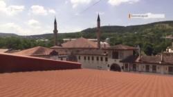 В России одобрили проект реставрации Ханской мечети Бахчисарая