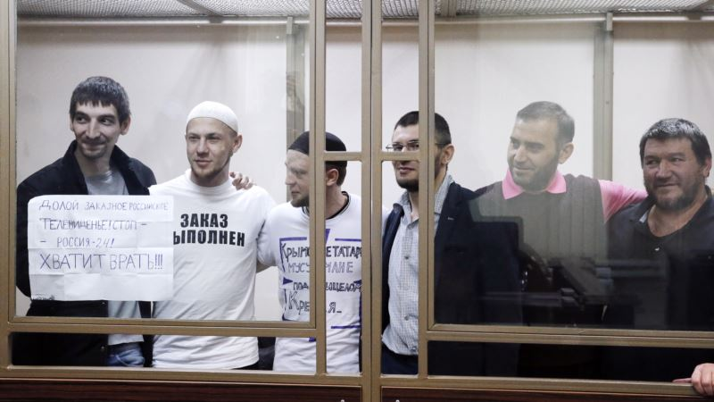 Представительство президента Украины в АРК: Россия продолжает преследовать крымчан по этническому признаку