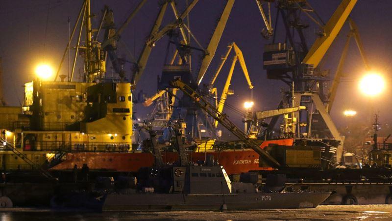 Азовские порты Украины потеряли почти половину прибыли из-за российского препятствования судоходству – Воронченко