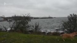 Российское гидрографическое судно возвращается из Средиземного моря в Севастополь
