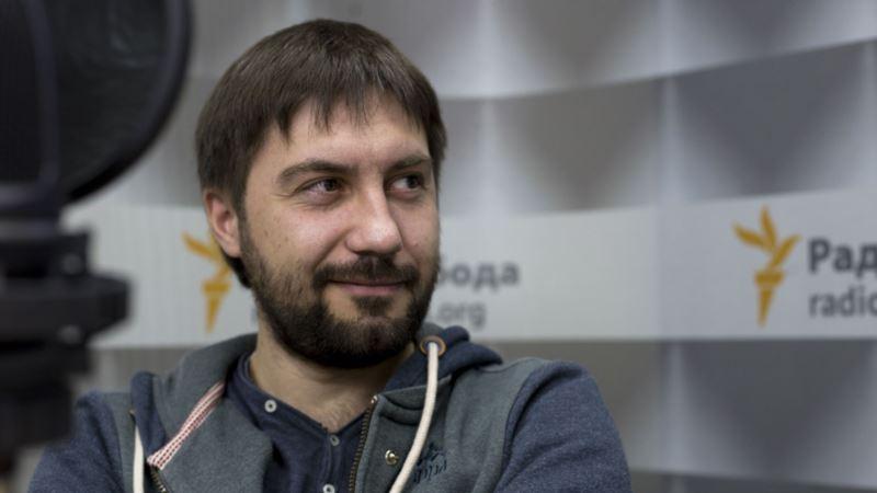 Российский журналист Наумлюк запустил в Украине сайт «Граты»