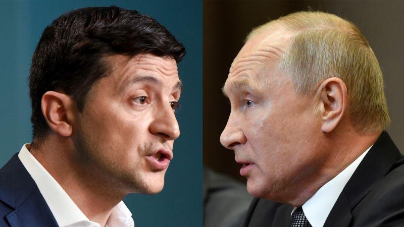 Путин, Зеленский, Меркель и Макрон встретятся 9 декабря – Офис президента Украины