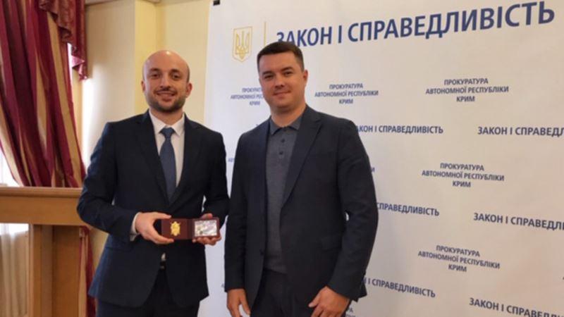 Прокурор АР Крым назначил своим заместителем Виталия Секретаря