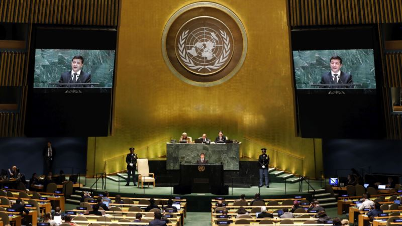 Третий комитет Генассамблеи ООН принял резолюцию о защите прав человека в Крыму