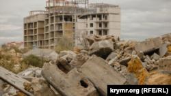 В Севастополе строили дом на месте памятника культурного наследия – российская прокуратура