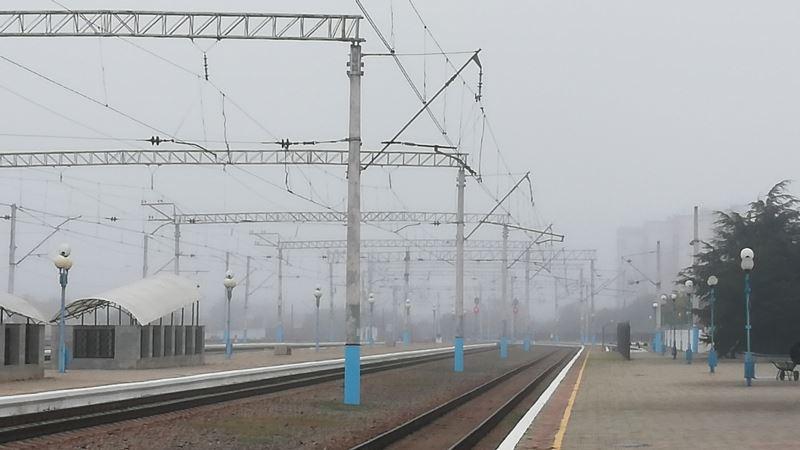 В Крыму предупреждают о тумане и сильном ветре