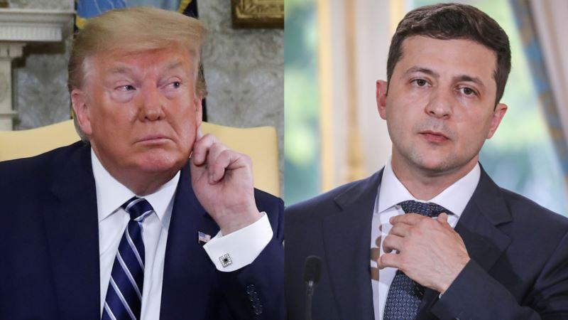 Телефонный разговор Трампа и Зеленского был «неуместным» – помощница вице-президента США