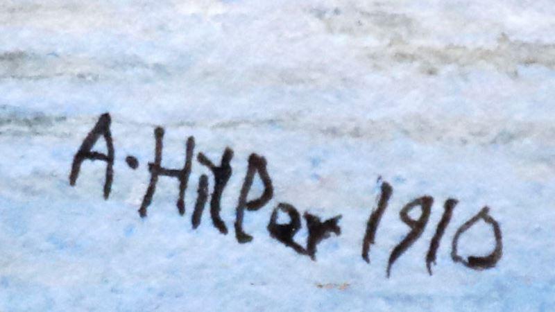 На аукционе в Мюнхене продали вещи Гитлера
