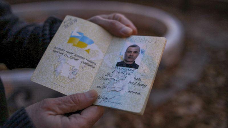 Фигуранту дела «алуштинских вымогателей» в СИЗО Симферополя выдали «испорченный украинский паспорт» (+фото)