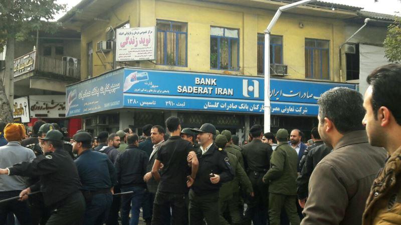 Иран заявляет об аресте 180 лидеров антиправительственных демонстраций