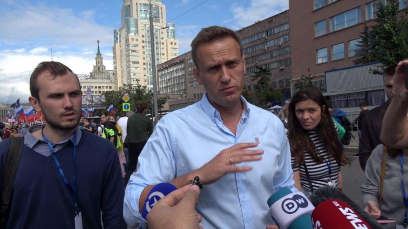 Оппозиционер Навальный подает иск к Путину