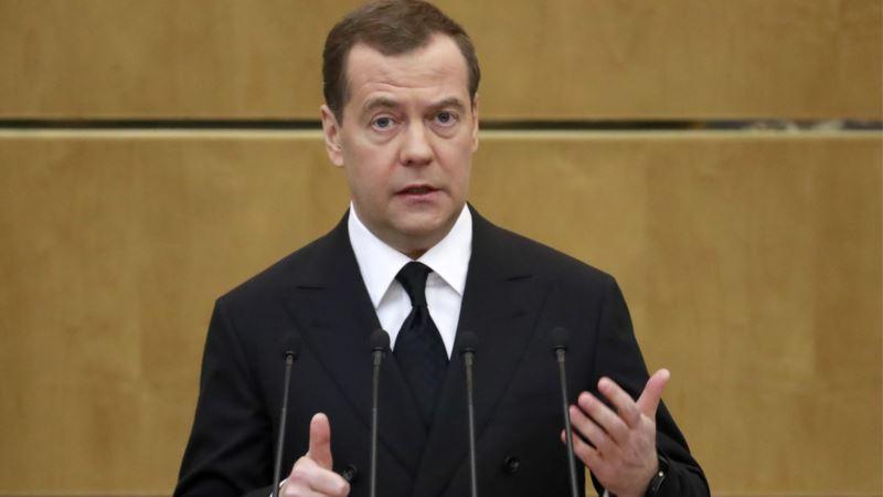 Крым отстает по темпам проведения медосмотров – Медведев