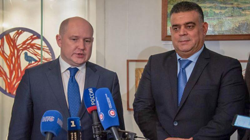Российские власти Севастополя собираются с визитом в Сирию