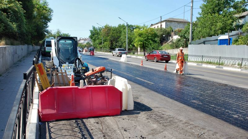 В Севастополе на три дня перекроют движение по спуску Котовского