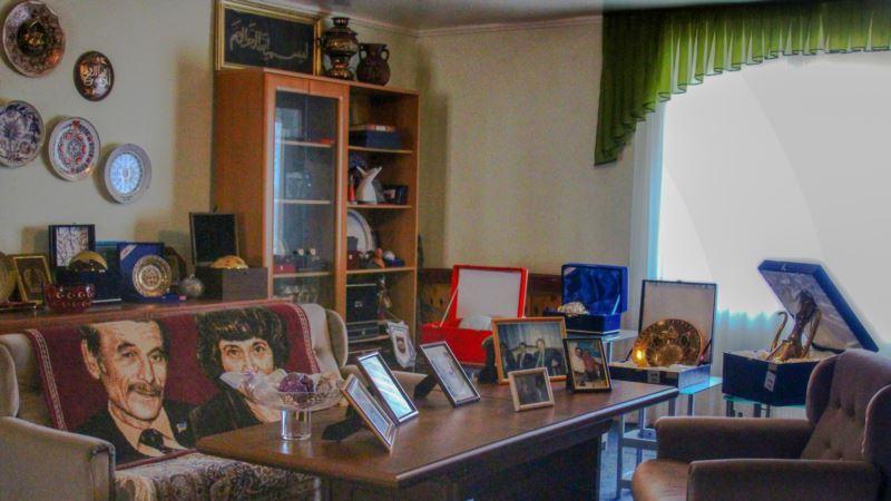 Дом-музей Мустафы Джемилева в Бахчисарае (фотогалерея)