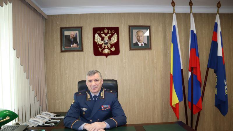 Руководство ФСИН Ростовской области задержано за разглашение гостайны и коррупцию