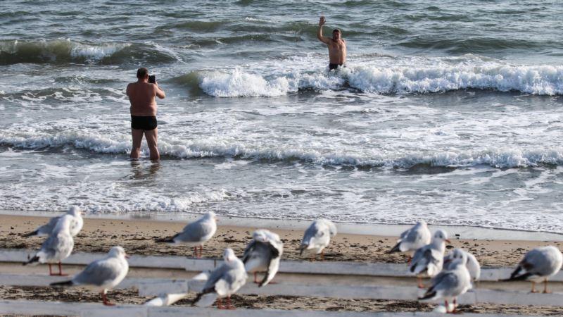 Крымское фото дня