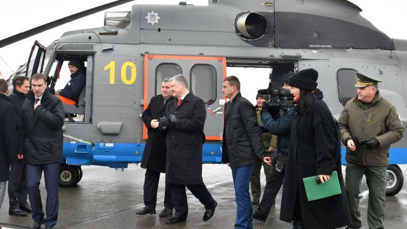 В 2020 году Украина получит 10 французских вертолетов – МВД
