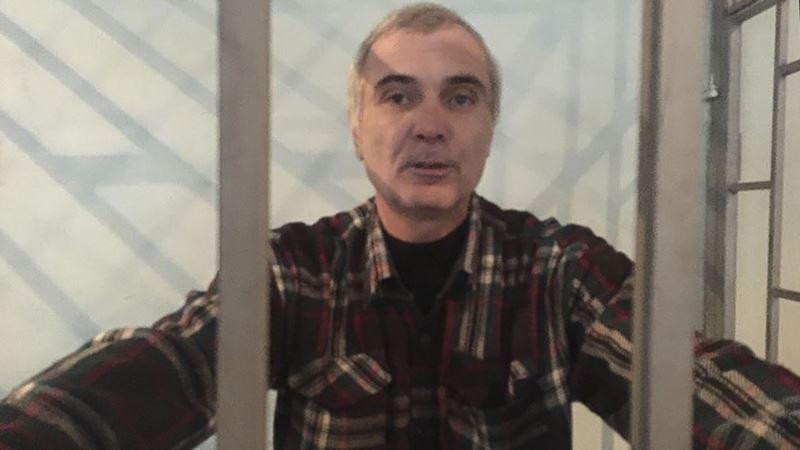 В Крыму вышел на свободу осужденный по делу «алуштинских вымогателей» Назимов