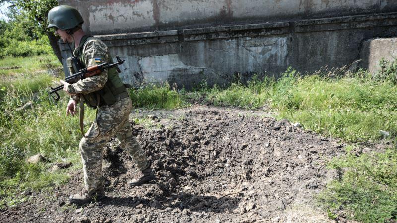 ООС: боевики применили минометы и гранатометы на Донбассе 24 ноября